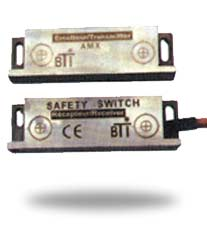 autonomous magnet safety switch